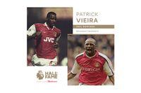 2021 Hall of Fame nominee: Patrick Vieira
