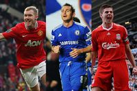 'Scholes, Gerrard and Lampard were complete players'