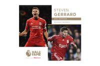 2021 Hall of Fame nominee: Steven Gerrard