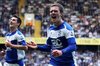 Goal of the day: Gardner's half-volley at Spurs