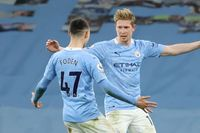 Hoddle: Technicians make Man City world's best team