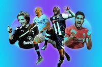 Best Premier League goals scored in May