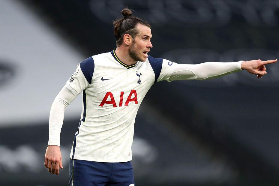 Gareth Bale, Spurs