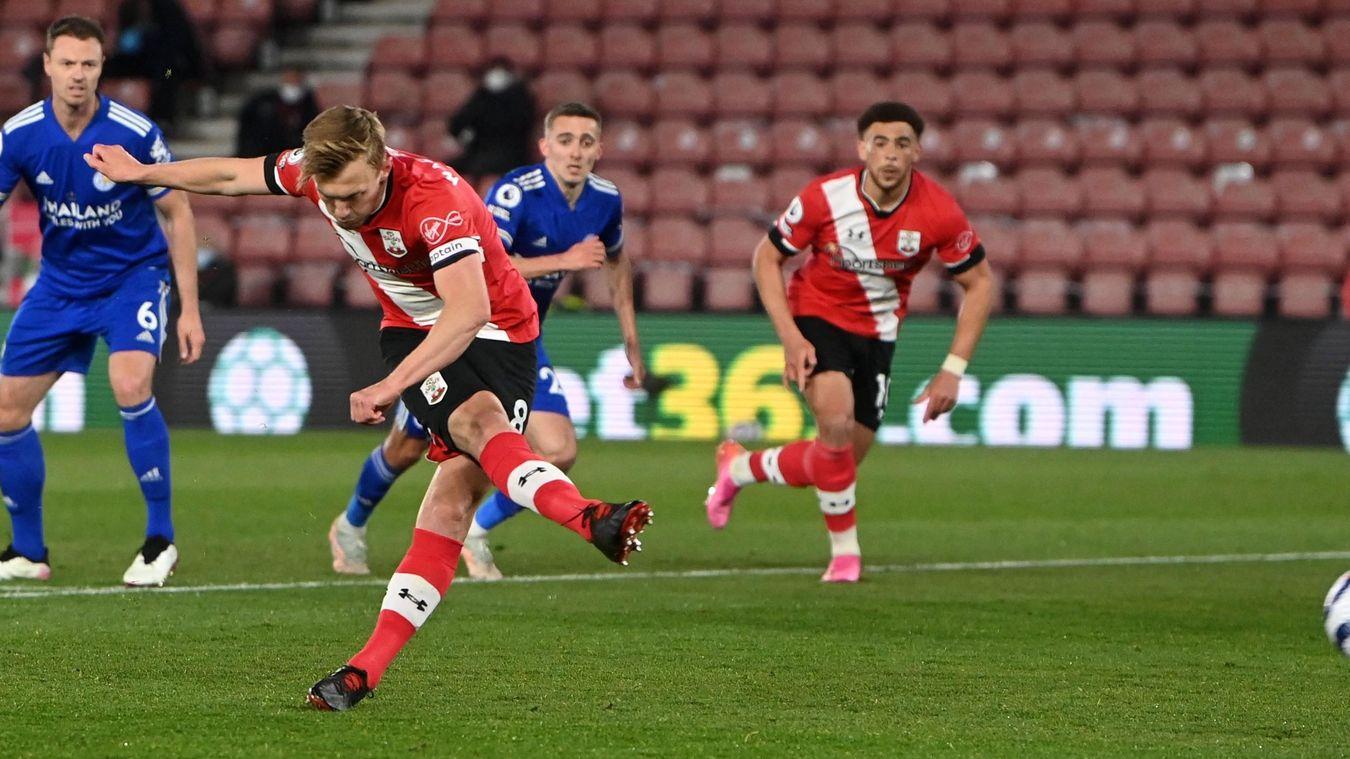 Southampton 1-1 Leicester City