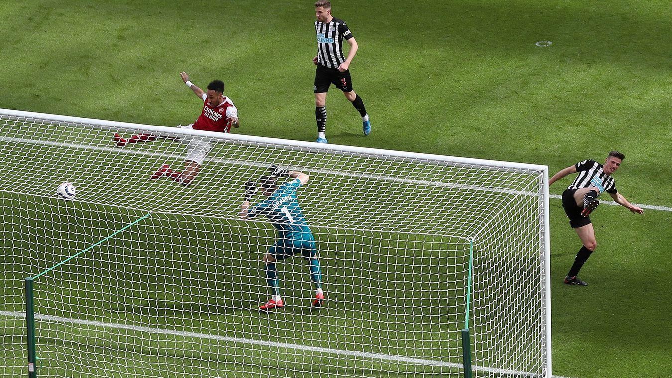 Newcastle United 0-2 Arsenal