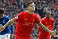 Goal of the day: Coutinho's Merseyside derby stunner