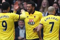 Goal of the day: Capoue scores after 33 seconds