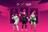 Leading contenders for the Golden Glove award