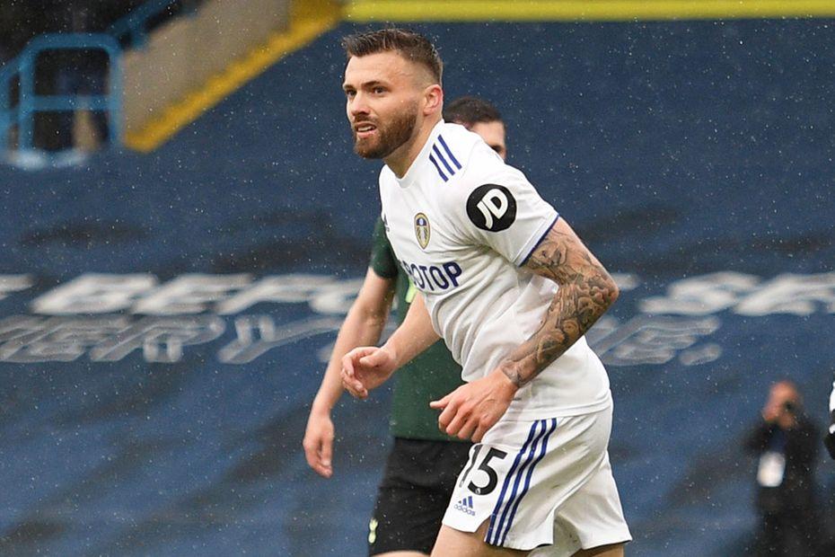 Stuart Dallas, Leeds v Spurs