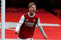 Wright: First PL goal means the world to Smith Rowe