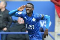 Goal of the day: Ndidi's spectacular drive