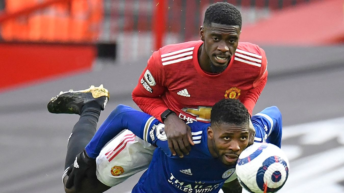 Manchester United 1-2 Leicester City