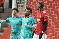 Match preview: Man Utd v Liverpool
