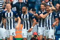 Classic match: West Brom late goals peg back Liverpool