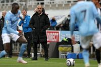 Given: Man City resilience comes from Guardiola