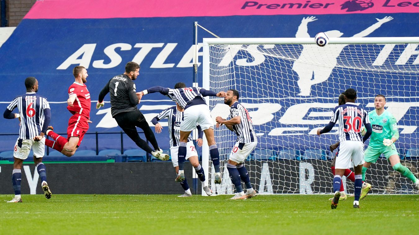 West Bromwich Albion 1-2 Liverpool