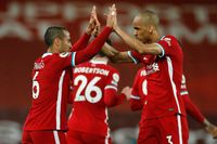 Townsend: Momentum with Liverpool in top-four race