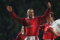 Cantona: The others are great, I am exceptional!
