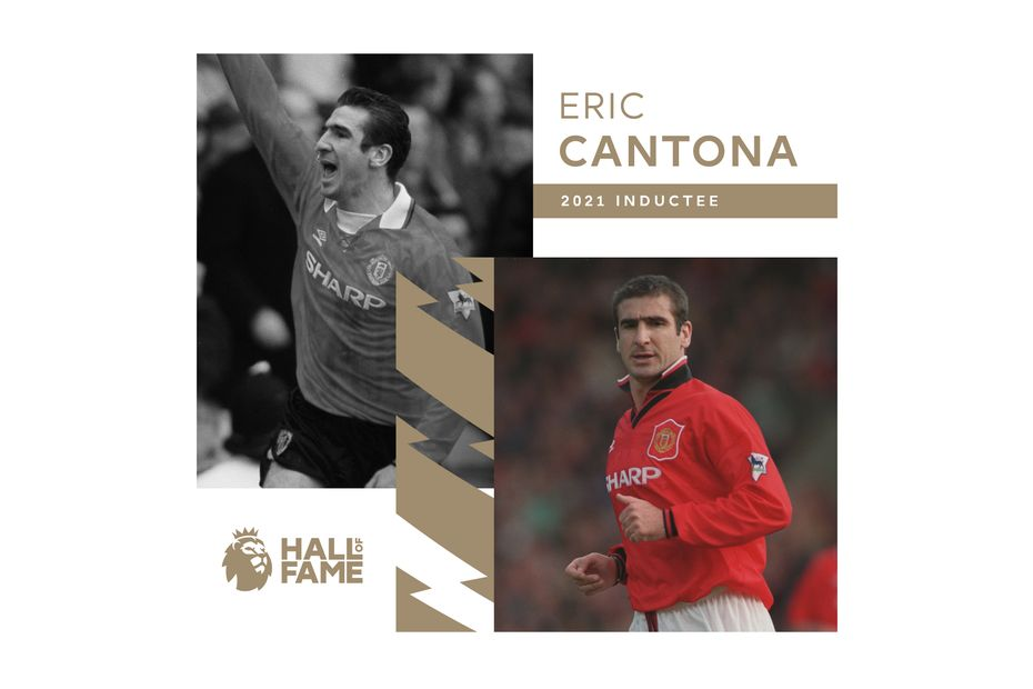 2021 Hall of Fame inductee: Eric Cantona