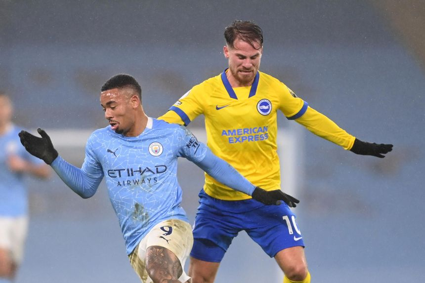 Manchester City v Brighton & Hove Albion