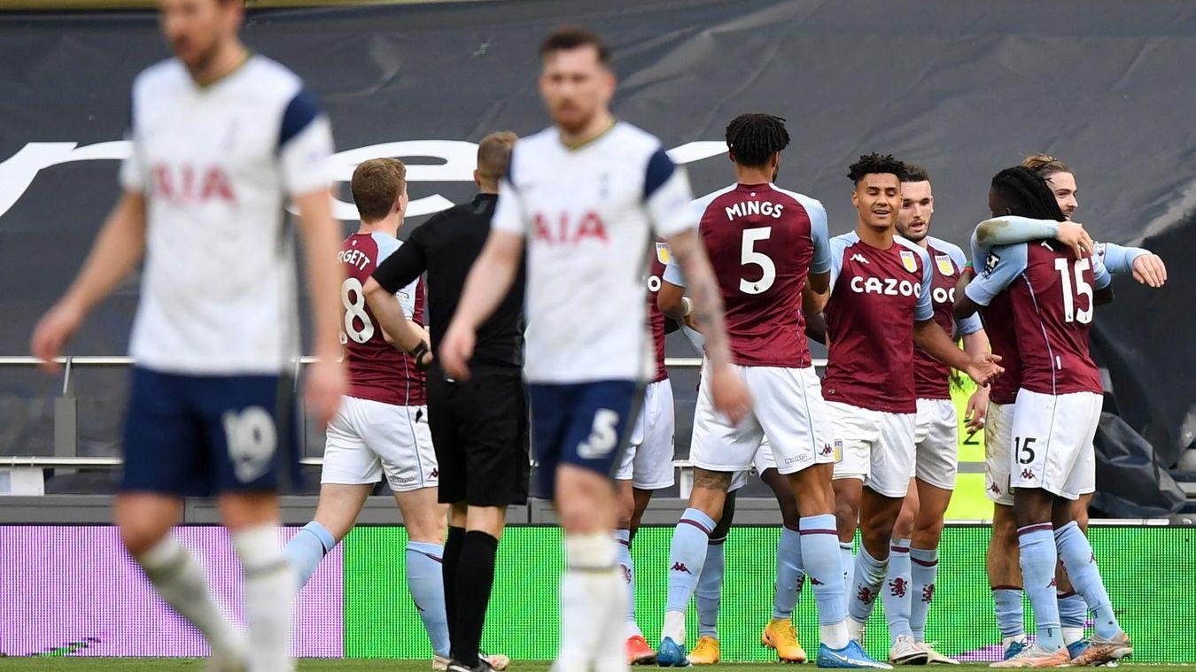 Tottenham Hotspur 1-2 Aston Villa