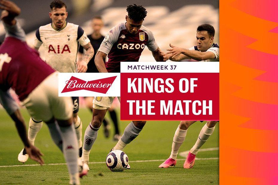 Budweiser Kings of the Match, Matchweek 37