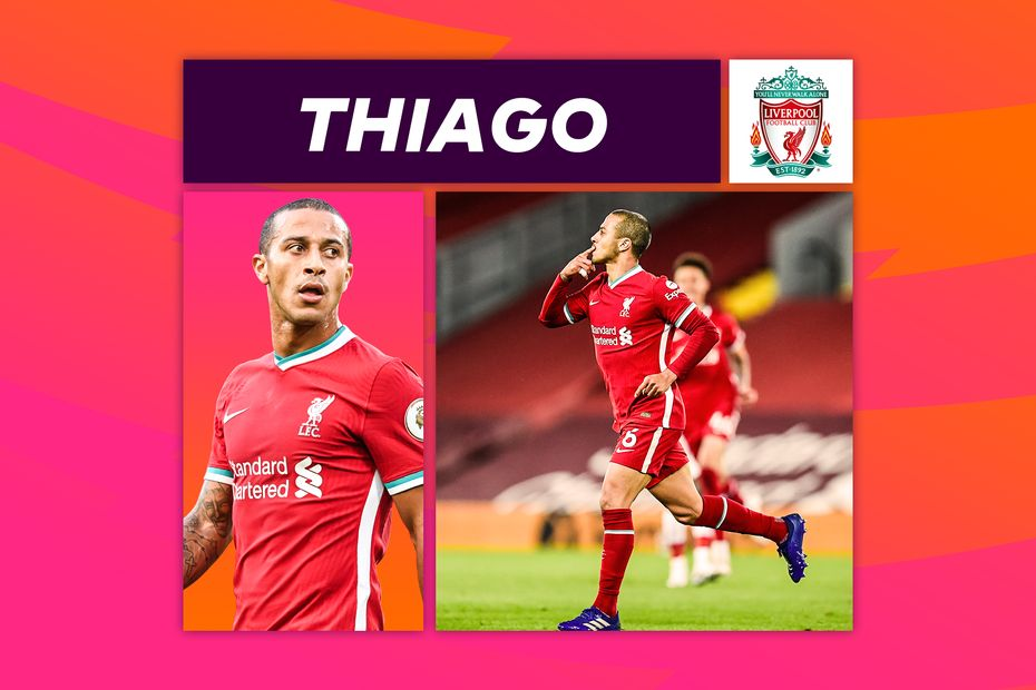 Thiago, Liverpool