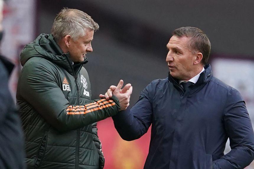 Solskjaer, Rodgers