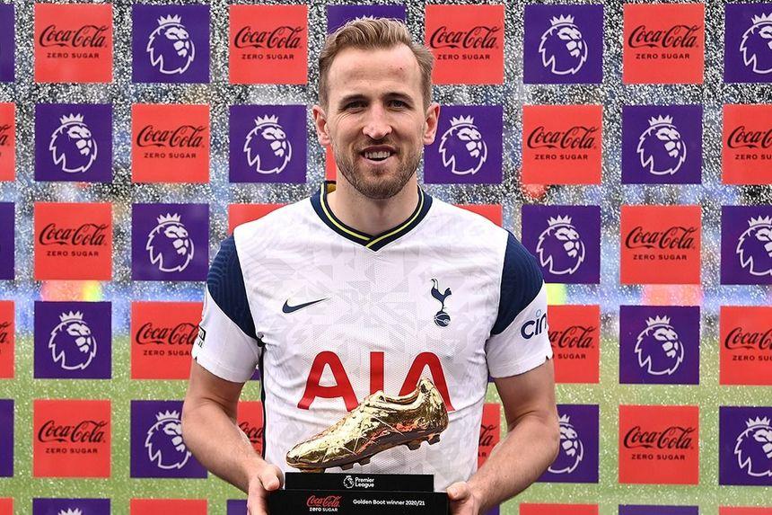 2020/21 Golden Boot winner: Harry Kane