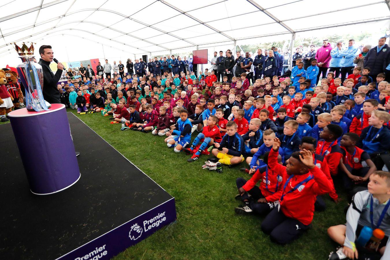 Premier League Under- 9 Welcome Festival 2018