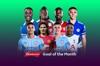 Watch May's Budweiser Goal of the Month contenders