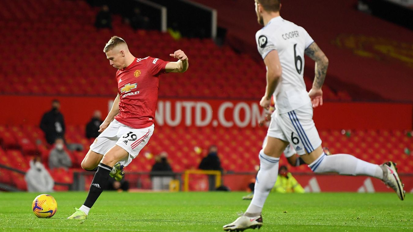 History for McTominay