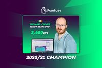 FPL champion: I just wanted to be top of Ireland!