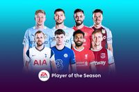 2020/21 EA SPORTS Player of the Season nominees