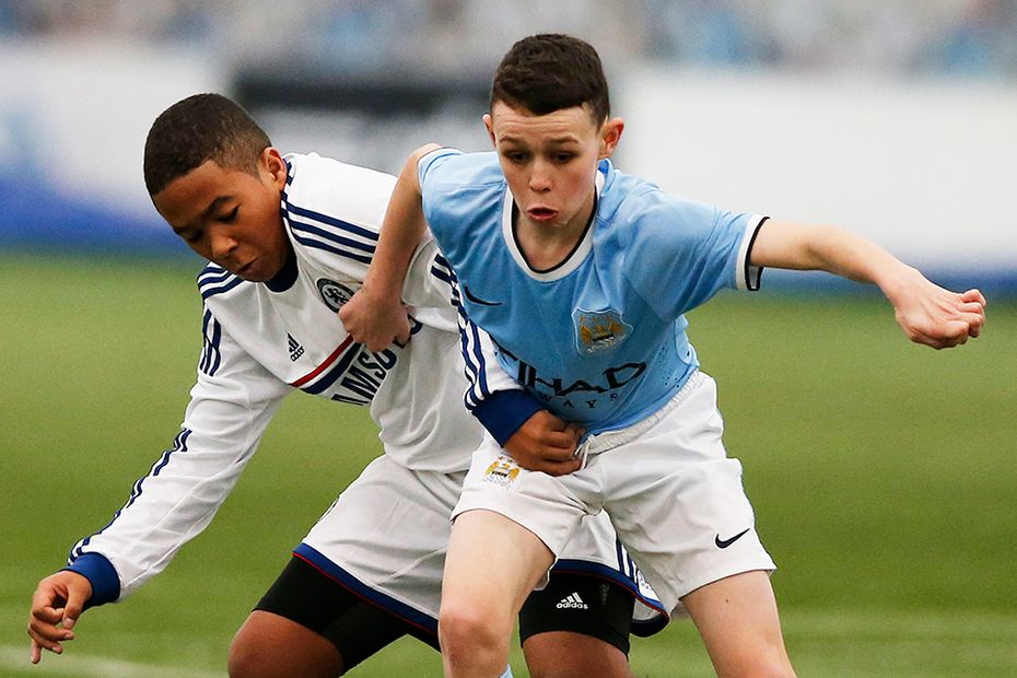 TIPL The Football Reece James Phil Foden