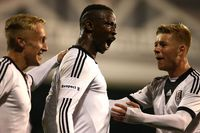 Dembele: Huw Jennings made move to Fulham easy for me
