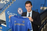 On this day - 4 June 2012: Hazard signs for Chelsea