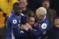 Goal of the day: Deulofeu's silky run and finish