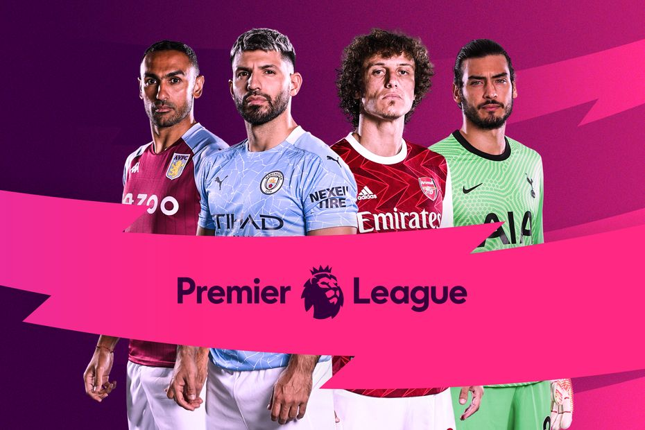 Premier League graphic for released lists