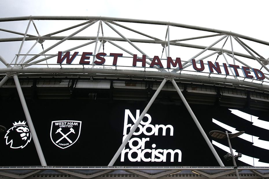 TIPL West Ham No Room For Racism