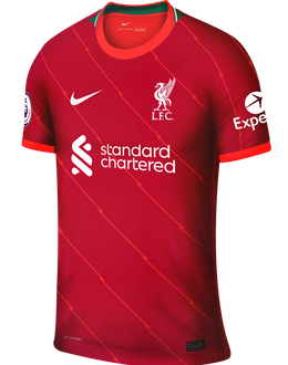 Liverpool home shirt, 2021/22