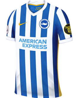 Brighton home shirt, 2021/22