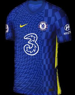 Chelsea home shirt, 2021/22