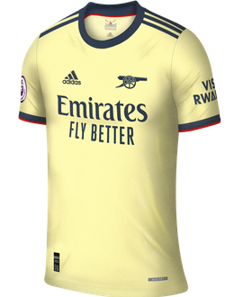 Arsenal away shirt, 2021/22