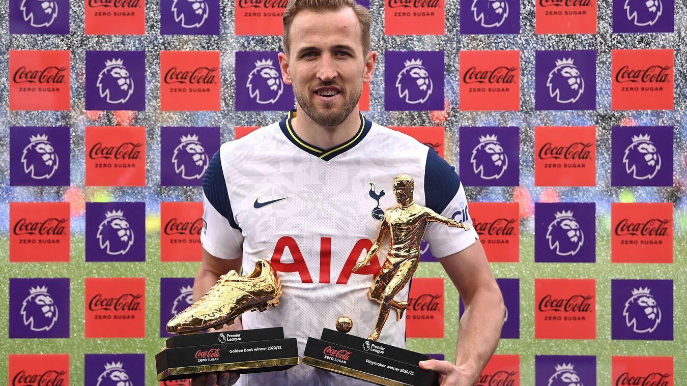 Harry Kane, Individual Awards in 2020/21