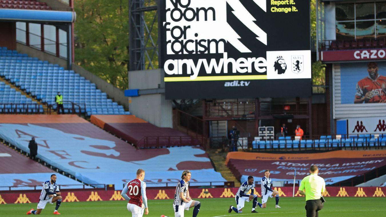 No Room for Racism, Premier League Campaign 2020/21