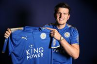 On this day - 15 June 2017: Maguire joins Leicester