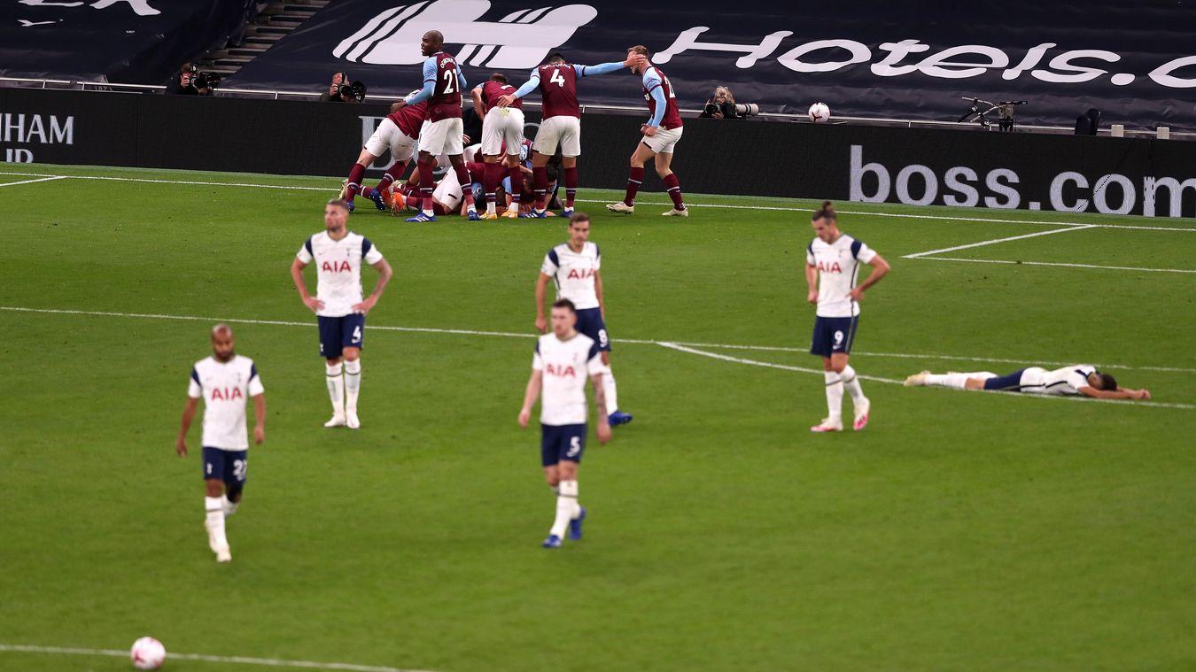 Manuel Lanzini, West Ham celebration in 2020/21