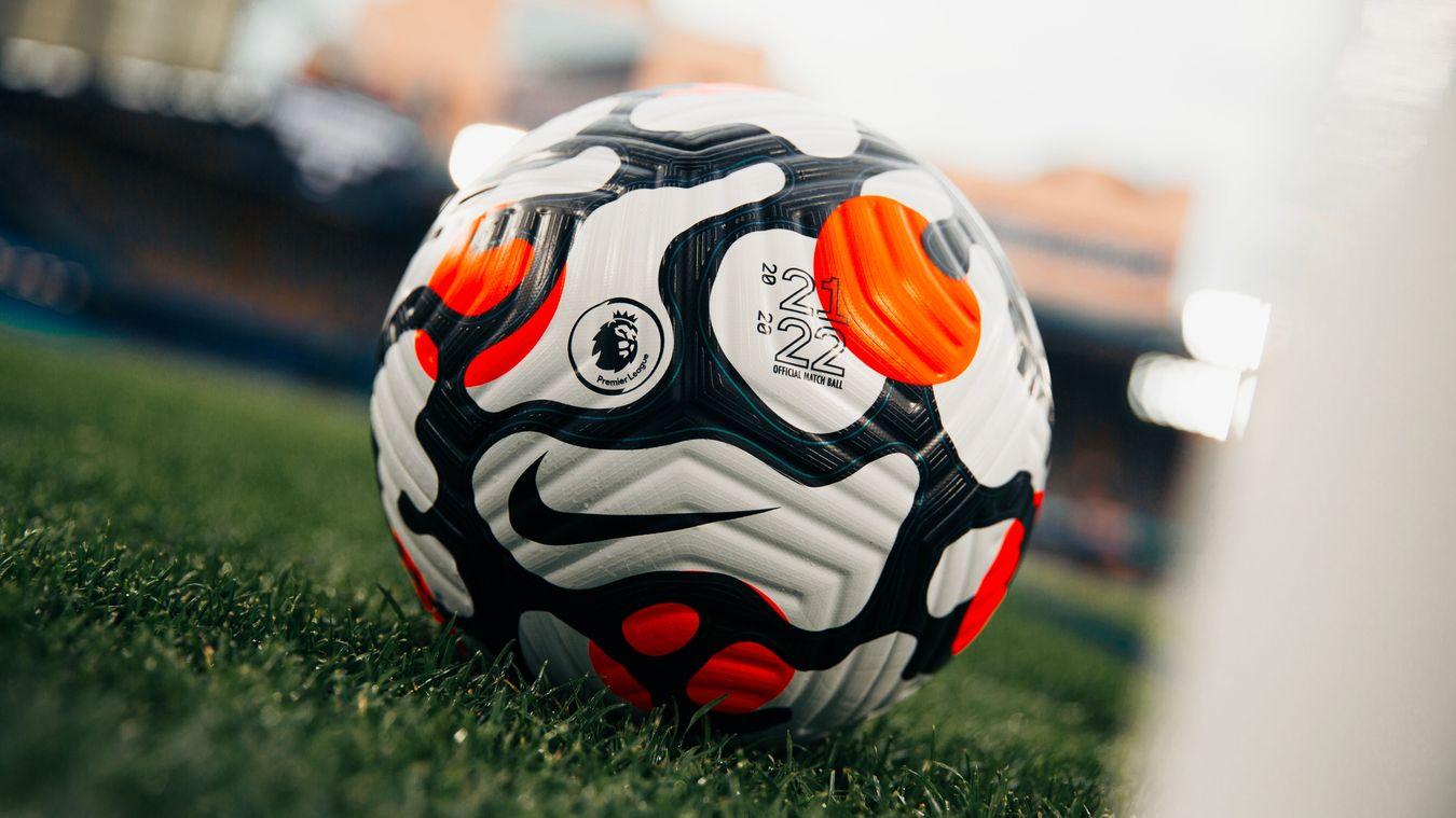 Nike Flight ball for 2021/22