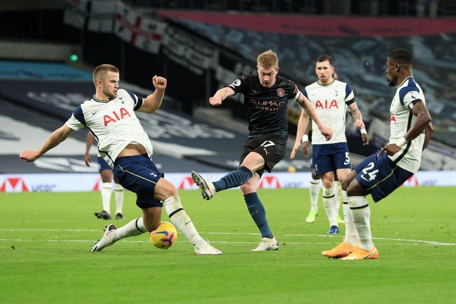 Spurs v Man City